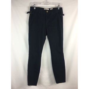 Slim Utility Pants Soft cotton Stretch